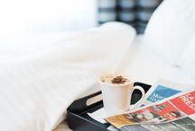 Chambres et suites   Rooms and suites / Nous avons tout pour faire de beaux rêves!   Everything to have sweet dreams!