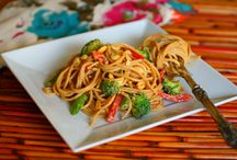 Noodle salad recipes