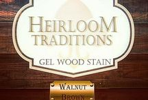 Wood Stains by HTP