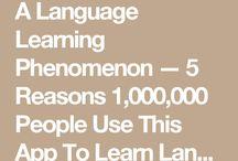 Lær språk