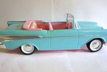 Barbie biler