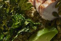 YUM / healthy foods
