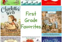 first grade / by Cristal Yellen