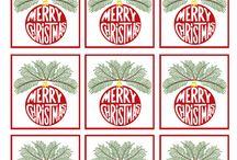 Christmas Gift Ideas & Printables