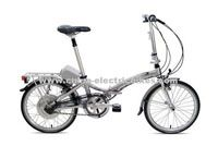 Folding electric bikes / The key to the Folding electric bikes movement friction is axis parts and front and rear axle, all is the use of ball bearing.
