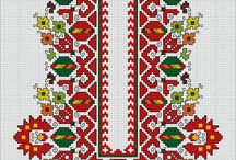Cross Stitch table