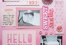 My Scrapbooking / by Erin Stewart