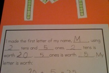 Math / by Sara Crowther