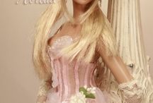 bjd,barbie