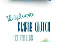 Cloth and Yarn and Needle Craft / Need an easy sewing project? How about an awesome free crochet pattern or free knitting project? You'll love these pins!