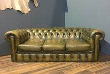 Twice Loved - Second Hand Chesterfield sofas