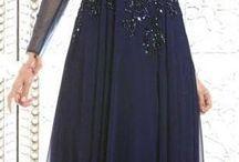 Vestido de festa gala