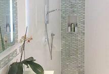Fürdőszoba csempék, színek