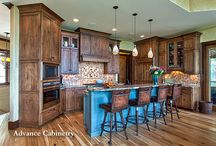Traditional Kitchens / These kitchens may be traditional - but they sure wow us with all of the unique touches that have been added.