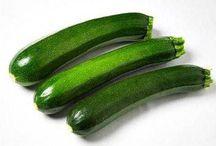 Cuketa ,jídla ze zeleniny