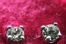 Starless - Silver & Swarovski / Artigos de Prata com Pedras Swarovski. / by StarLess Cristina Barroso