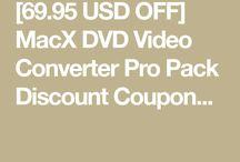 MacX DVD Video Converter Pro Pack