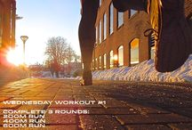 #WednesdayWorkout / Each Wednesday until Spring, Topo will post our favorite workouts--straight from the team at Topo!