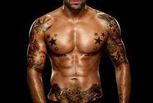 Tattoos  / Side tattoos