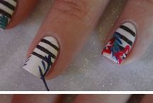 hawaii nail ideas