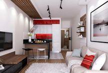 A kis lakás is lakás / Hozd ki a legtöbbet kislakásodból, egyedi ötletek mindenkinek.
