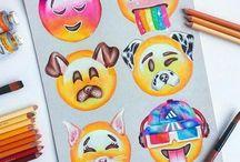 Emoji Illustation