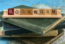 Bookworm / Bookworms will rule the world...as soon as we read one more chapter. / by Diane Emerson