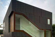 Minimalist Decor  &  Modern Homes / by Maddie