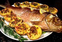 Рыбное блюда