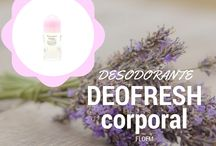 Desodorantes Artesanales y Sin Tóxico / 0