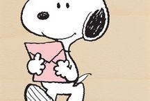 Peanuts  Gang .... / by Mo