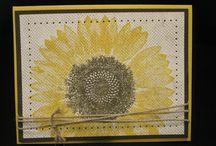 Stampin' Up! - Sunflower - Retired