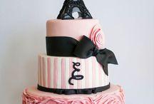 Vackra tårtor