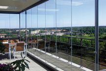 ECO DRT Cam Balkon Sistemi / Bks tarafından sunulan ECO DRT cam balkon sistemi balkonlarınızı kaplamanız da size sunulan fason ürün grubundandır.