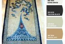 Rugs & Flooring / Rugs ground conversation areas, provide softness underfoot in a bedroom or bath, absorb noise, and are just plain beautiful works of art.
