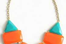 Funky jewellery
