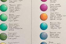 Technieken kleuren