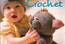 Books revistas crochet