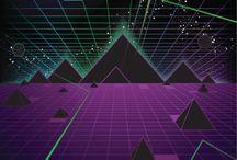 Synthwave/Retrowave