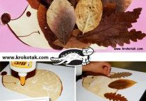 Autumn Crafts / Fabulous fun in the autumn!