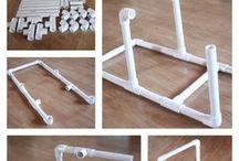 Creaciones con PVC
