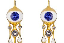 Jewelry Bijoux La Mandragora / La Mandragora Jewelry - Luxury bizarre jewelry Made in Italy