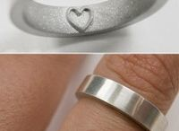 Wedding rings / Simple rings yet Classic