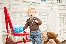 One Year Old Sessions