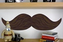 Moustaches & Lips