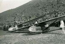 Hungarian Vintage Glider Club HVGC / A HVGC célja, hogy szervezeti keretet nyújtson a repüléstörténetet aktívan kutatók és érdeklődök számára kutatási tevékenységük végzéséhez.