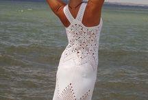 сарафаны.вязание