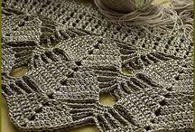 Free Crochet Borders