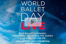 Ballet Worldwide / Motifs and recent events in ballet culture all over the world