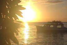 Bahia Principe Sunsets / Incredible Sunsets in Bahia Principe Hotels & Resorts